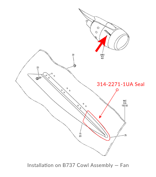 314-2271-1 seal installation